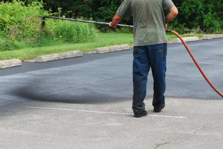 Sealcoating by Duval Paving, LLC