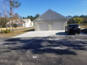New Concrete Driveway in Green Cove Springs, FL (4)