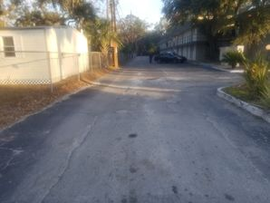 Parking lot Paving at Casa Grande Apartments  in Jacksonville,FL (3)