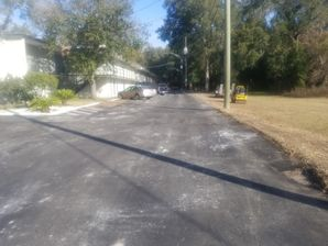 Parking lot Paving at Casa Grande Apartments  in Jacksonville,FL (5)