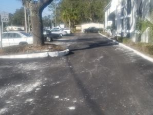 Parking lot Paving at Casa Grande Apartments  in Jacksonville,FL (6)
