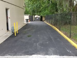 Before & After Paving in Jacksonville, FL at the Airport Motor Inn (2)