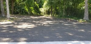 Before & After Asphalt Paving and Millings in Micanopy, FL (2)