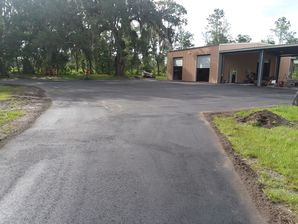 Paving for Dear Field Hunting Club in  St Augustine, Fl (1)