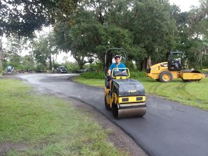 Paving for Dear Field Hunting Club in  St Augustine, Fl (2)