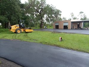 Paving for Dear Field Hunting Club in  St Augustine, Fl (4)