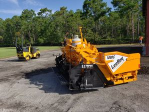 Keeping our equipment up to date puts us ahead of our competition. We use the latest Leeboy paving machines in Jacksonville, FL (4)