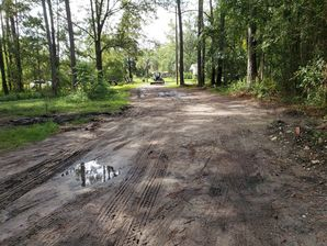 Before & After Asphalt Millings in Jacksonville, FL (3)