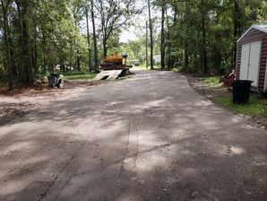Before & After Asphalt Millings in Jacksonville, FL (4)