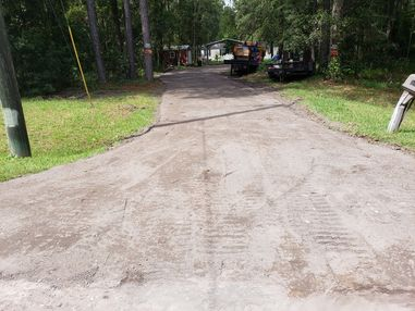 Before & After Asphalt Millings in Jacksonville, FL (6)