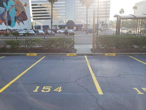 Charles E Bennett Federal Building Parking Lot Paving  Jacksonville, FL (1)
