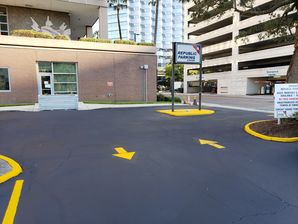 Charles E Bennett Federal Building Parking Lot Paving  Jacksonville, FL (2)