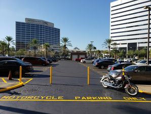 Charles E Bennett Federal Building Parking Lot Paving  Jacksonville, FL (4)