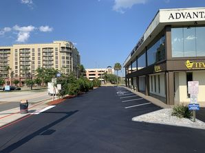 Sealcoating Parking Lot in Downtown Jacksonville (5)