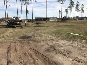 Before & After Recycle Asphalt Milling in Yulee, FL (5)