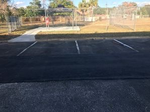 Commercial Paving at Morris Manor in Jacksonville, FL (1)