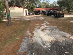 Before & After Paving in Yulee, FL (1)