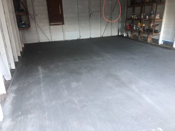 Concrete Garage Floors in Jacksonville, FL (1)