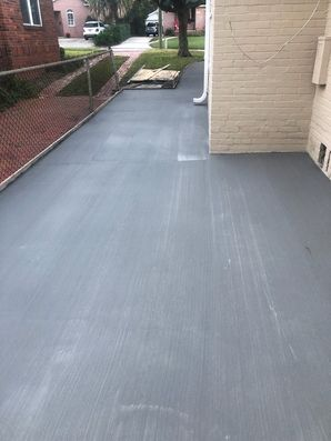 Concrete Patio in Jacksonville, FL (1)