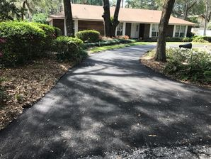 Before & After Residential Paving in Orange Park, FL (2)
