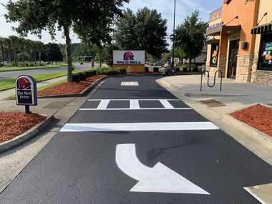 Commercial Sealcoating & Line Striping in Jacksonville, FL (7)