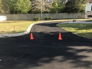 Before & After Commercial Paving at Pecan RV Park in Jacksonville, FL (2)