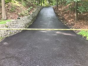Asphalt sealcoating by Duval Paving, LLC