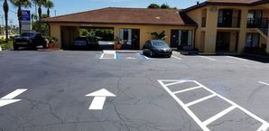 Commercial Paving in St Augustine, FL (1)